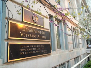 The Department of Veterans Affairs in Downtown Washington, D.C. Photo by Zach C. Cohen